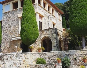 Un tour à la Villa Domergue