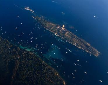 Deux petits grains de Paradis : les îles de Lérins