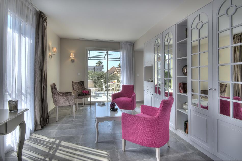 Bastide de l'Oliveraie - Rooms & Suites