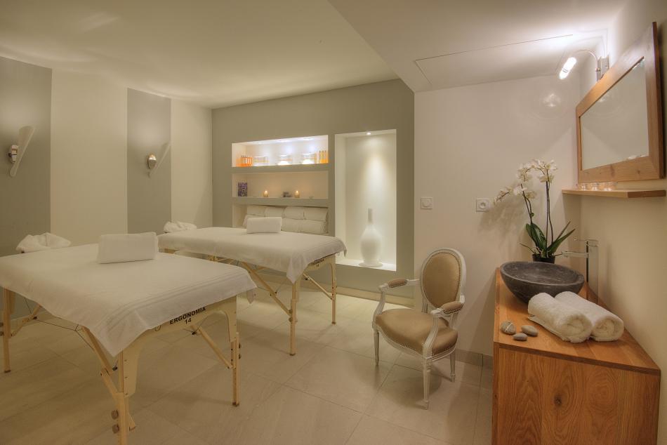 Bastide de l'Oliveraie -Massage