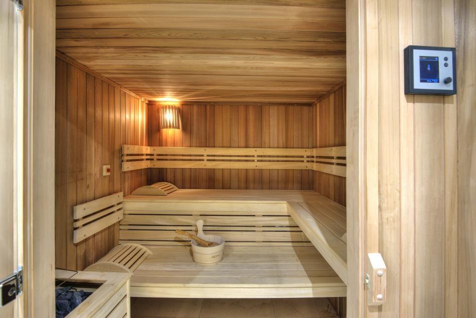 Bastide de l'Oliveraie - Sauna