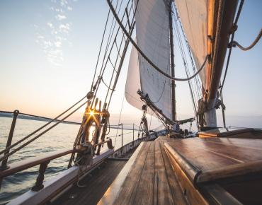Découvrir l'Ile Saint Marguerite en bateau